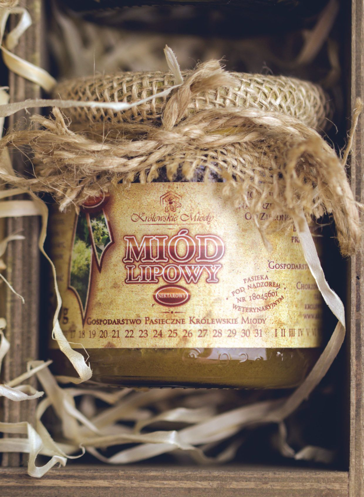 Miód lipowy – Królewskie Miody